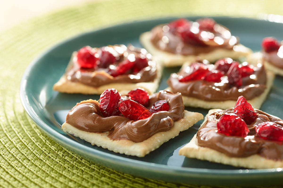 Sweet 'N Salty Chocolate Peanut Butter Snacks