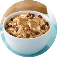 Peanut Butter Cookie Oatmeal